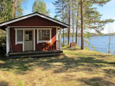Photo for Vacation home Mökki 78 B (FIJ012) in Tuusniemi - 3 persons, 1 bedrooms