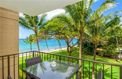 Photo for KR307-Beautiful Condo in Tranquil Setting at Beachfront Resort—South Maui Style!