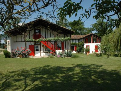 Photo for restored farmhouse, surrounded by nature for 4 people in Aquitaine in the Landes
