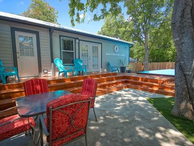 Photo for Unique Container Pool, Completely Remodeled, New Furnishings, Near Downtown