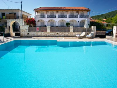 Photo for Apartments/Studios With Shared Pool, Sea And Mountain Views