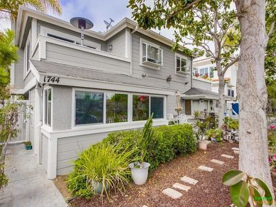 Photo for Pacific Beach Paradise 3 Bed & 3 Full Bath, Roof Deck & Nightly Fireworks Show