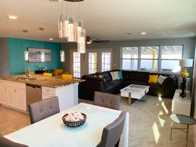 Photo for Modern Beach House w/ Garage - 1 Block from Ocean!