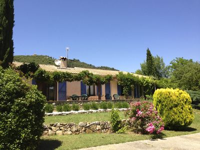 Photo for Traditional Provencal Villa With Private Heated Pool