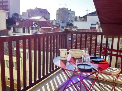Photo for Apartment Le Temple in Biarritz - 6 persons, 1 bedrooms