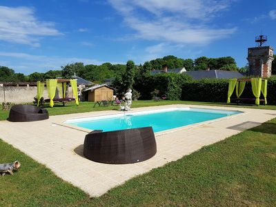 Photo for Homerez last minute deal - Amazing mansion with shared pool