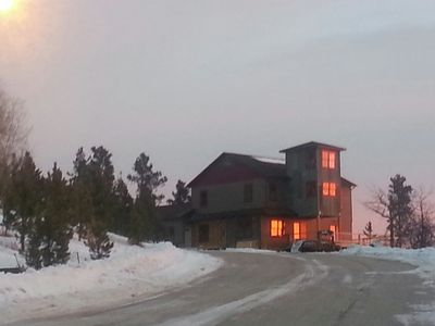 Photo for Ideal Location- close to Deadwood & Great Skiing!  Amazing Mountain Views!