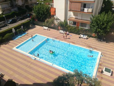 Photo for CALAFELL 5 BEACH WITH: POOL, BEACH, PARKING, SUPERMARKETS / CINEMAS / MAC-DONALS