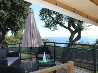 Photo for Nice Mobile Home Sea view