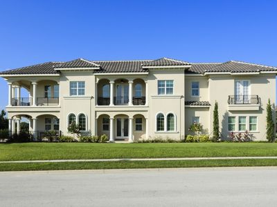 Photo for Enjoy Orlando With Us - Reunion Resort - Welcome To Spacious 5 Beds 4 Baths  Pool Villa - 6 Miles To Disney