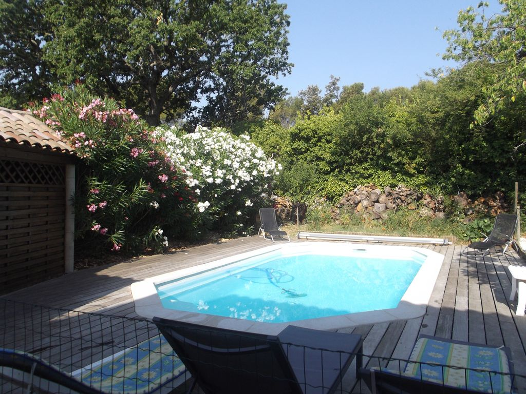 Maison saint cannat awesome maison saintcannat with - Oasis piscine saint cannat ...