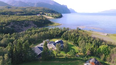 Photo for House in the heart of the Lyngen Alps with best view