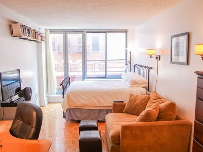 Photo for FANTASTIC 2br with terrace in a Great Location!