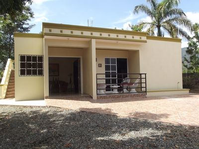 Photo for Self catering 2-bedroom house In Jarabacoa