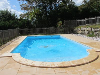 Photo for House with pool near Dordogne and Lascaux