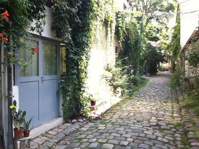 Photo for PLEASANT LOFT IN A FLOWERY COURTYARD - NEAR REPUBLIQUE