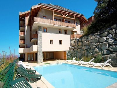 Photo for 4-6 Pers. Apartment in nice complex in a family ski region.