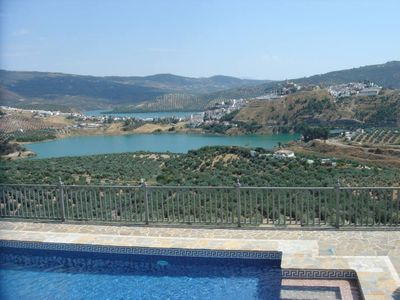 Photo for Rural Accommodation El Mirador / Accommodation Rural Iznajar / 8 People