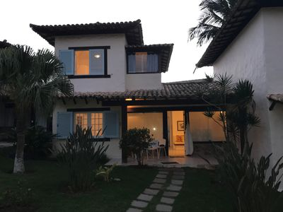 Photo for Charming chalet in João Fernandes, gated community and close to the beach