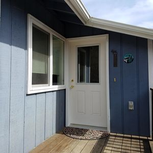 Photo for Family vacation home in Homer, Alaska! Close to town yet feels remote!