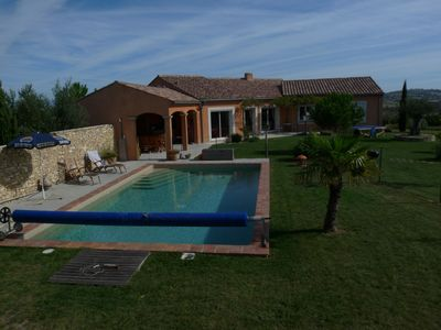 Photo for Character house, near Carcassonne, Panoramic View.