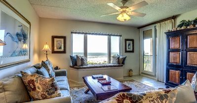 Photo for Ocean Front Condo with 2 Private Balconies on Amelia Island Plantation!