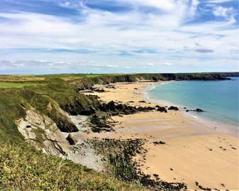 Marloes and St. Brides, Pembrokeshire, UK