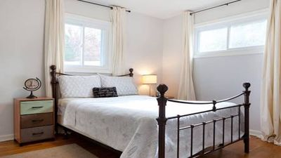 Photo for Quiet 3 bedroom with Parking Sleeps 9 Adults and 1 Infant