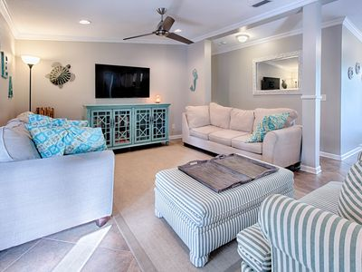 Photo for Only 3 mi to beach. Clean, family friendly get away.  Lots to do in SanDestin