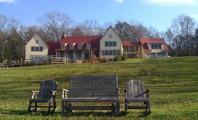 Photo for Hudson River Estate on 20 absolutely private acres.  AAA Mint Perfection