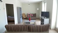 The apartment is centrally placed in the region and provides easy living facilities.