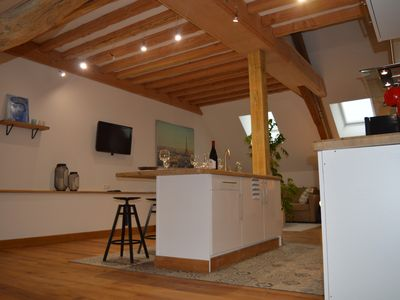 Photo for 1BR Apartment Vacation Rental in Beaune, Bourgogne-Franche-Comté