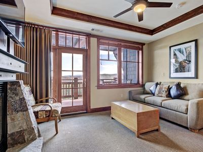 Photo for One Ski Hill Place | 1 Bedroom| Ski in, Ski Out Luxury Condo