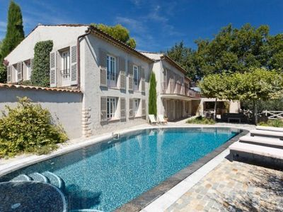 Photo for Luxury villa in Mougins and with fantastic view and heated pool.