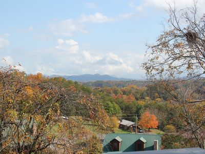 Photo for Book Cozy Bear Overlook  today for Winter-----GREAT RATES & LOCATION