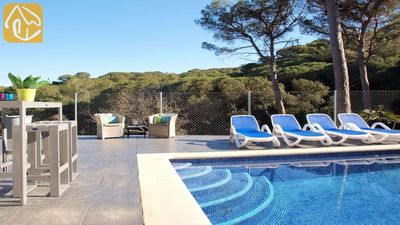 Photo for Blanes Villa, Sleeps 8 with Pool and WiFi