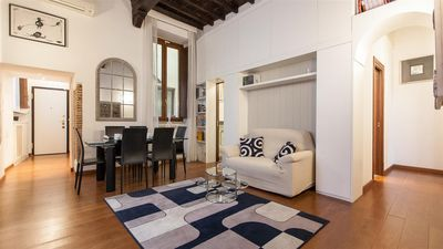 Photo for Mial House Luxury 2148 apartment in Centro Storico with WiFi & air conditioning.