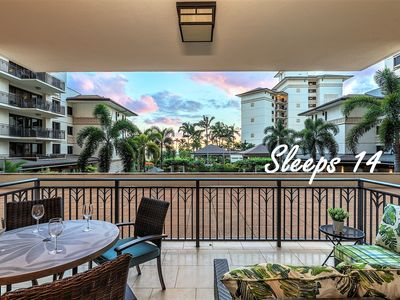 Photo for 3br + 2br Combo w Both Villas on Same Elevator ~ Sleeps up to 14!