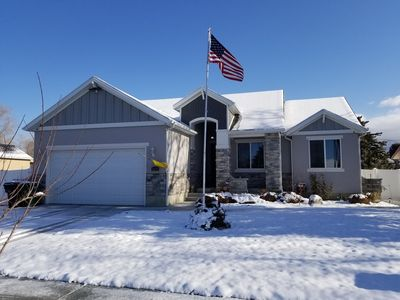 Photo for 5 Star Sandy, UT home. Near the best skiing in the world.