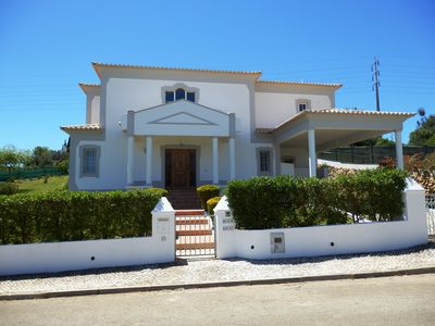 Photo for Imposing Villa On Club Albufeira With Private Pool And Free Wifi