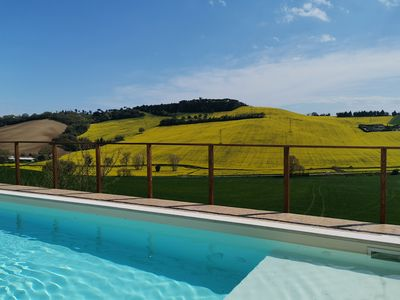 Photo for 2BR Apartment Vacation Rental in Loreto, Marche