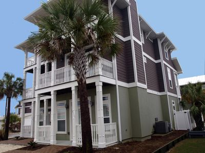 Photo for Ready for 2019 Luxury Beach House: 3 King Beds, Bunks, HEATED PRIVATE POOL - 5