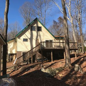Photo for Between 2 lakes! Close to ski hill and beach,Game Room! Sauna! Also look 4179271