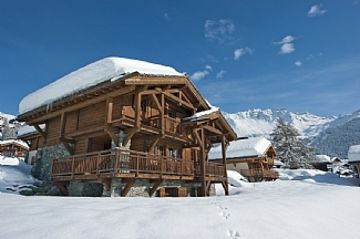 Luxurious Interior Designed Chalet In Verbier With Outstanding Views Of The Alps