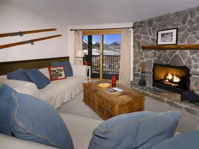 Photo for Ski-in & Ski-Out, 3BR/2BA Condo by New West Wall Lift