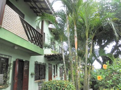 Photo for Rent day, month and year. Lagoa downtown. quiet street and residential. Suites / 1Q / 2Q