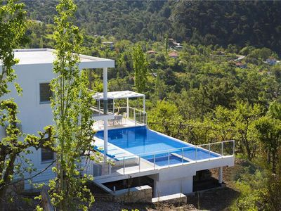 Photo for Exclusive hillside villa in kalkan with stunning views and luxury furnishings. Villa Rudi is an exce