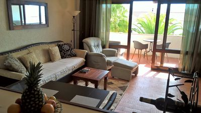 Photo for Quiet location at the national park Ria Formosa, with sea view and top equipment,