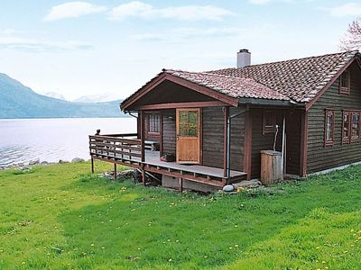 Photo for Vacation home Hennebygda in Nordfjordeid - 8 persons, 3 bedrooms
