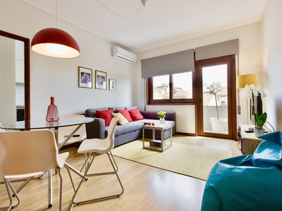 Photo for Very spacious and bright apartment